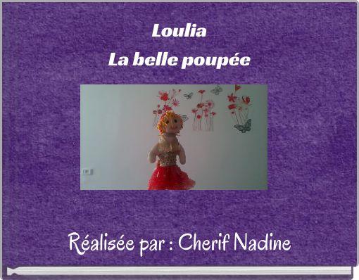 LouliaLa belle poupée