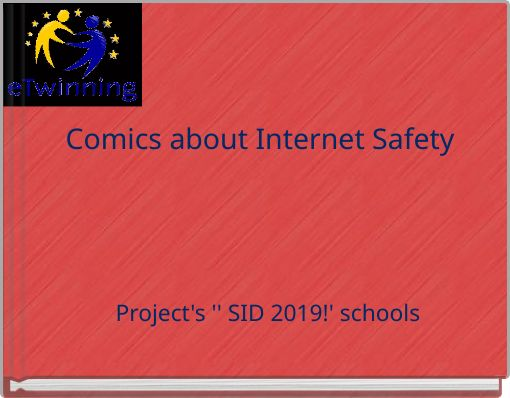 Comics about Internet Safety