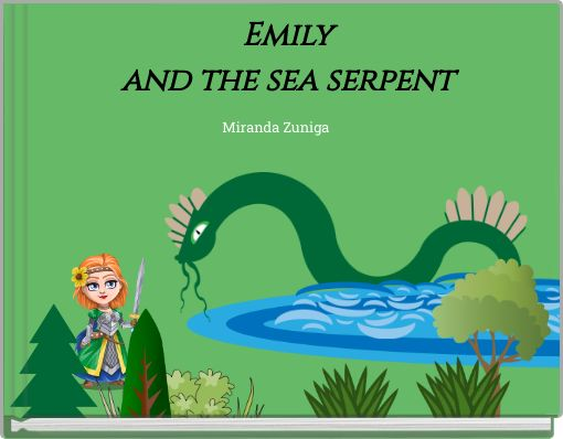 Emilyand the sea serpent