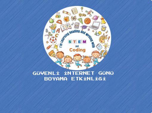 Guvenli Internet Gunu Boyama Etkinligi Free Stories Online