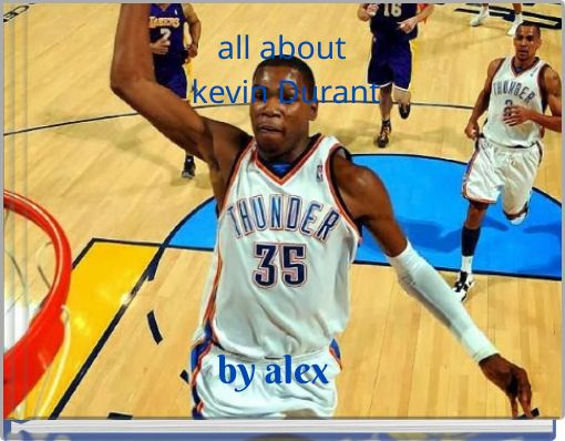 all about kevin Durant