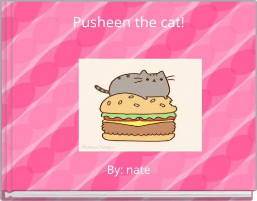 Pusheen the cat!