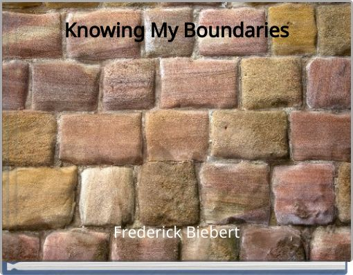 Knowing My Boundaries