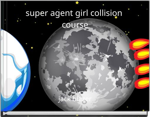 super agent girl collision course