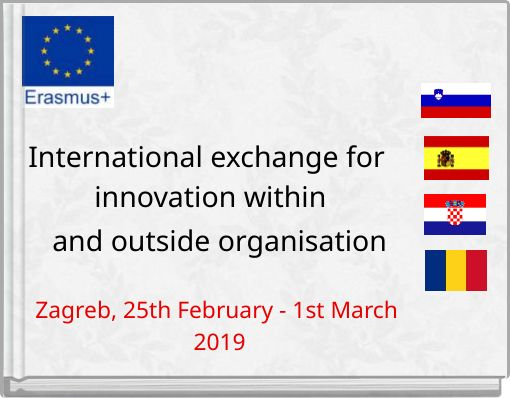 International exchange for innovation within