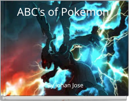 ABC's of Pokemon