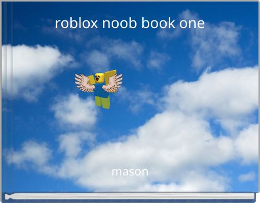 roblox noob book one