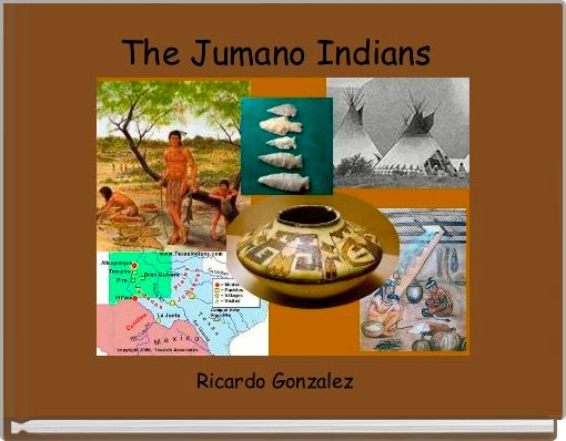 The Jumano Indians