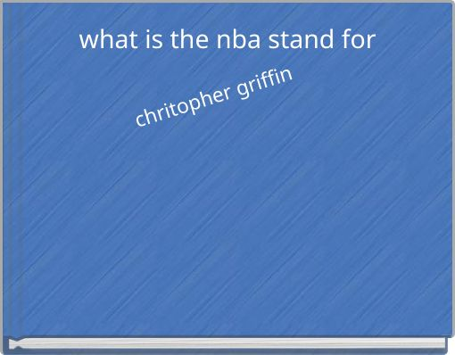 what is the nba stand for
