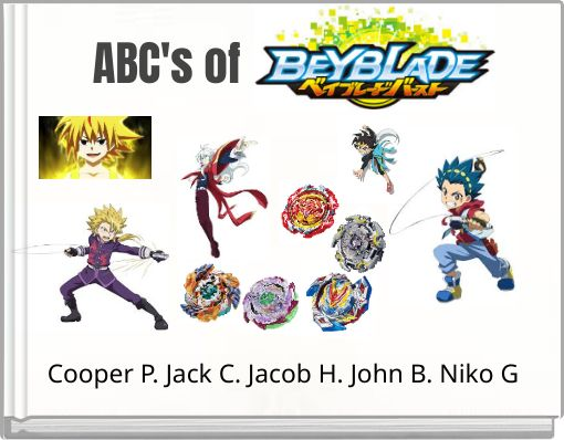 ABC's ofBeyblade