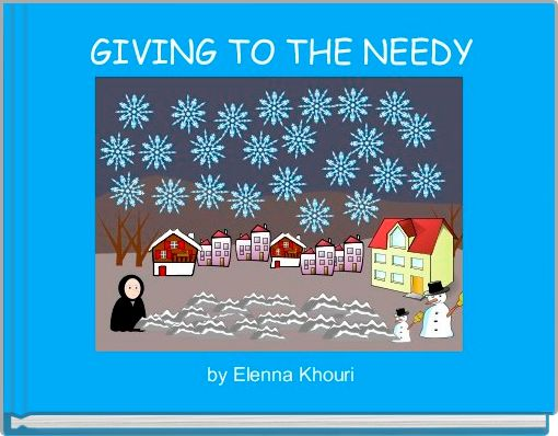 GIVING TO THE NEEDY