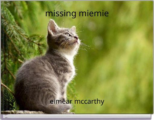 missing miemie