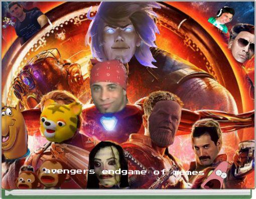 avengers endgame of memes