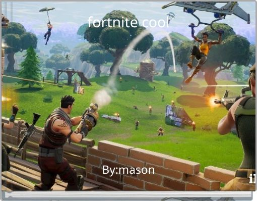 fortnite cool