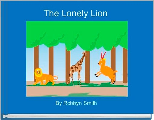 The Lonely Lion