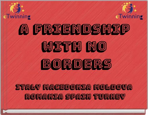 A FRIENDSHIP WITH NO BORDERS