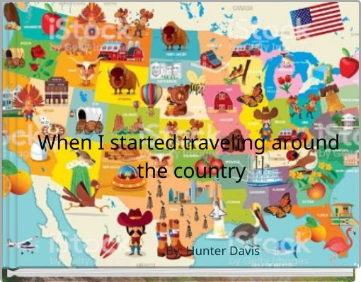 When I started traveling around the country