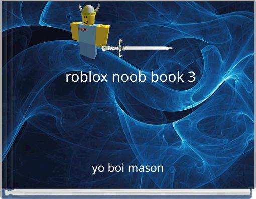roblox noob book 3