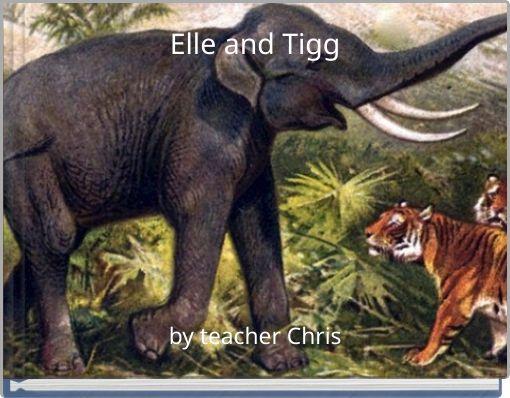 Elle and Tigg