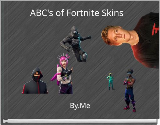 ABC's of Fortnite Skins