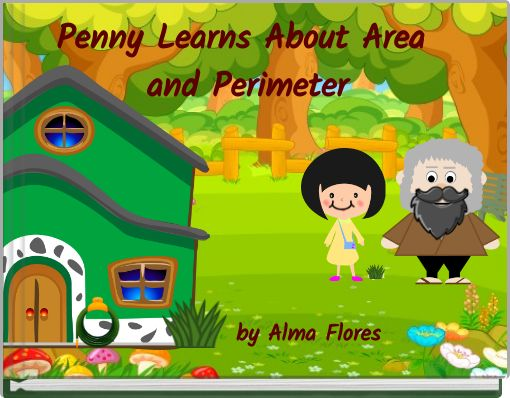 Penny Learns About Area and Perimeter