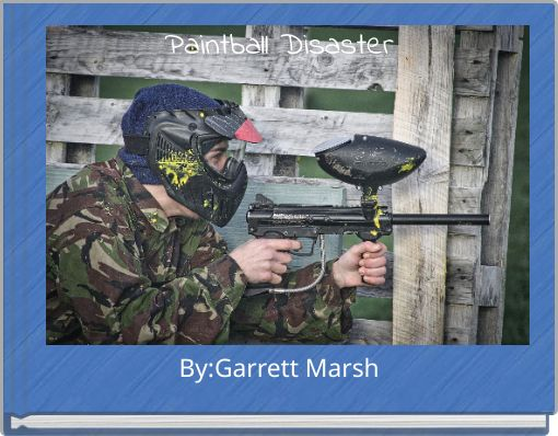 Paintball Disaster