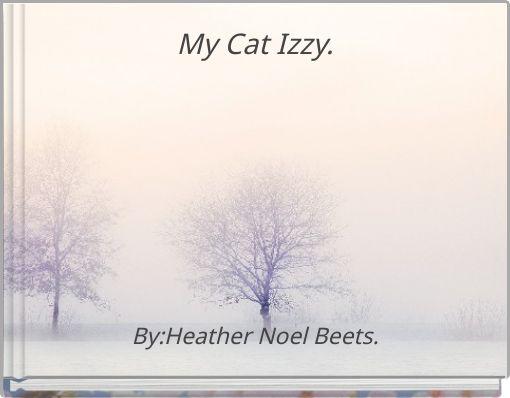 My Cat Izzy.