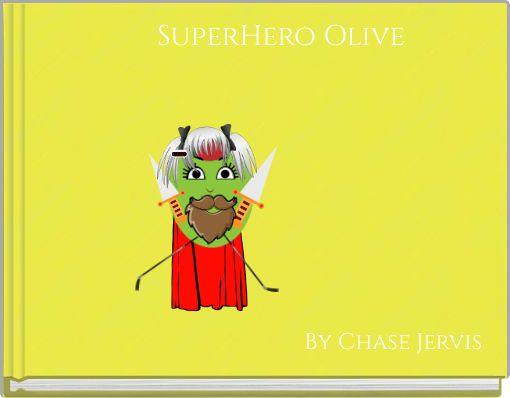SuperHero Olive