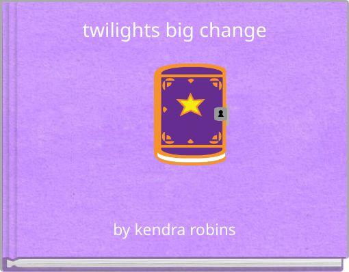 twilights big change