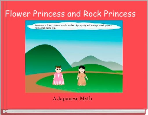Flower Princess and Rock Princess