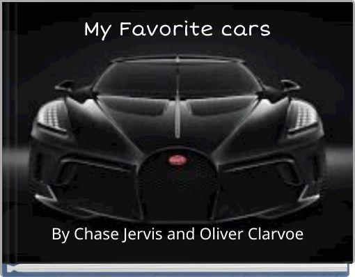 My Favorite cars