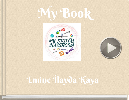 Book titled 'My Book'