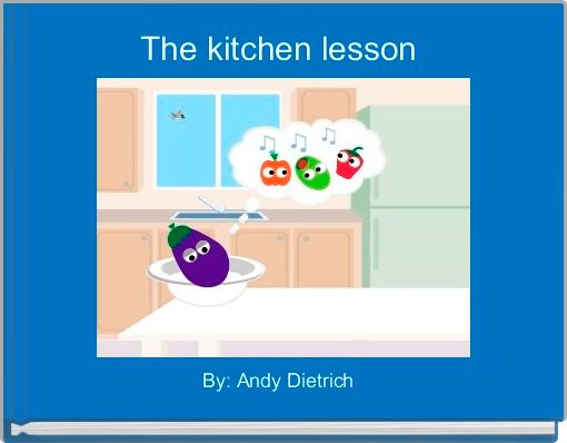 The kitchen lesson