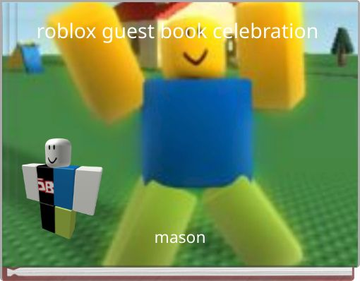 roblox guest book celebration