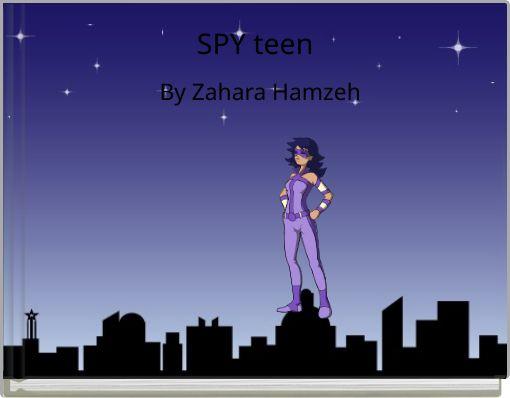 SPY teen