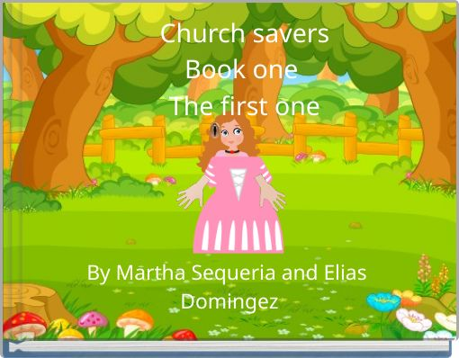 Church saversBook one The first one
