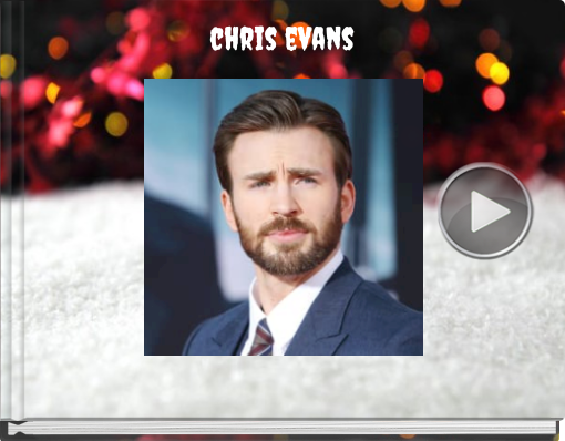 Book titled 'chris evans'