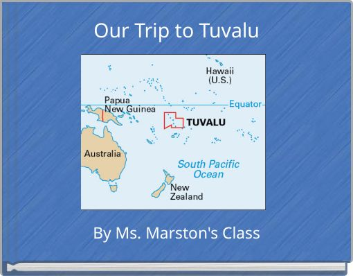 Our Trip to Tuvalu