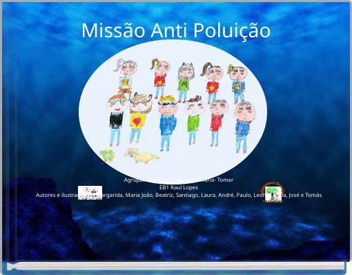 Missão Anti Poluição