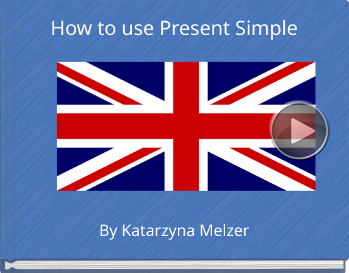 Book titled 'How to use Present Simple'