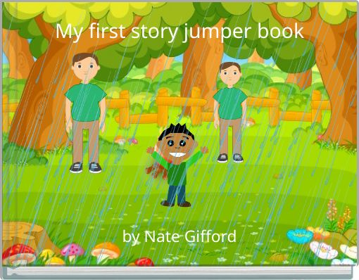 My first story jumper book