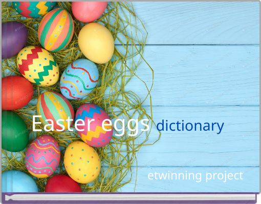 Easter eggs  dictionary