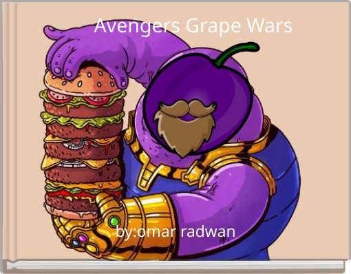 Avengers Grape Wars