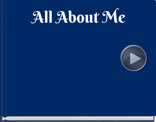 Book titled 'All About Me'