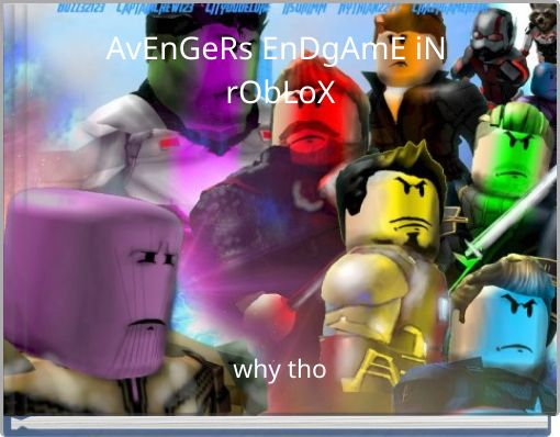 AvEnGeRs EnDgAmE iN rObLoX