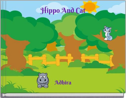 Hippo And Cat