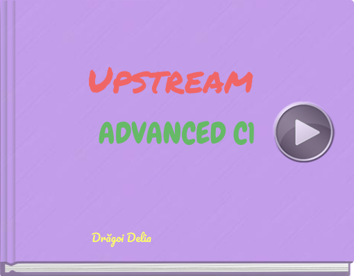 Book titled 'Upstream     ADVANCED C1'
