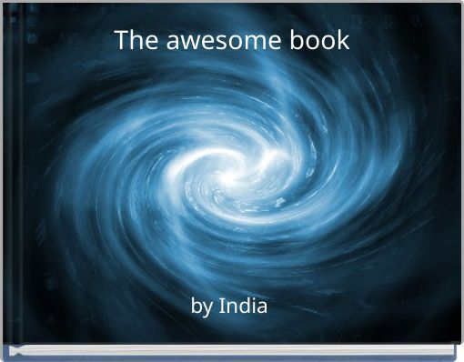 The awesome book