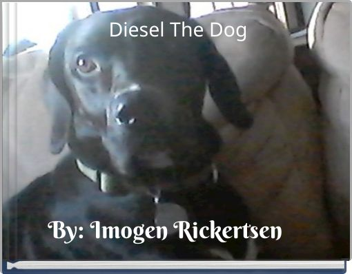 Diesel The Dog