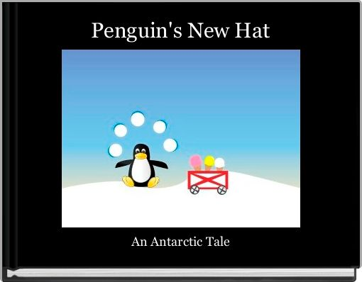 Penguin's New Hat